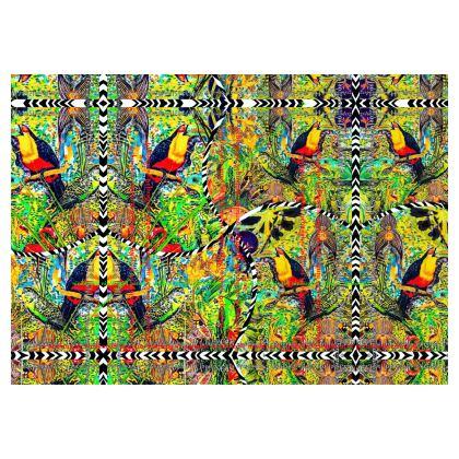 219,- Luxury long Skirt PARADISE GARDEN size 44