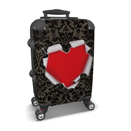I Give You My Heart Suitcase