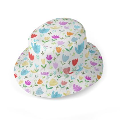Meadow bucket hat