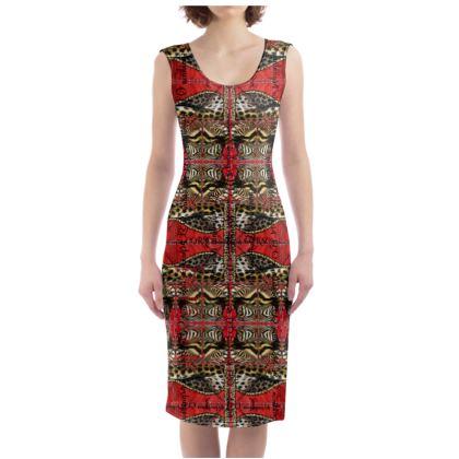225,- Bodycon-Kleid size M CORSO Strick-Jersey #ninibing34