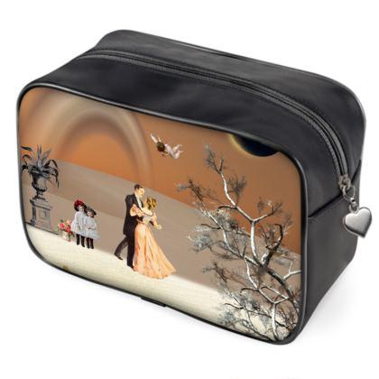 Victorian Era inspired Wash Bag