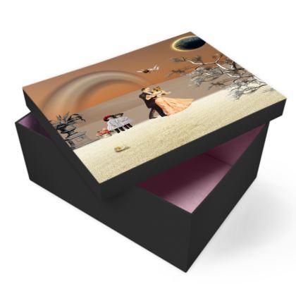 Victorian Era inspired Photo Box