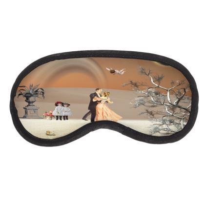 Victorian Era inspired Eye Mask