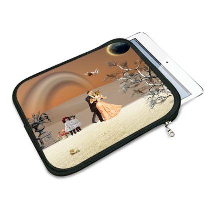 Victorian Era inspired iPad Mini Slip Case