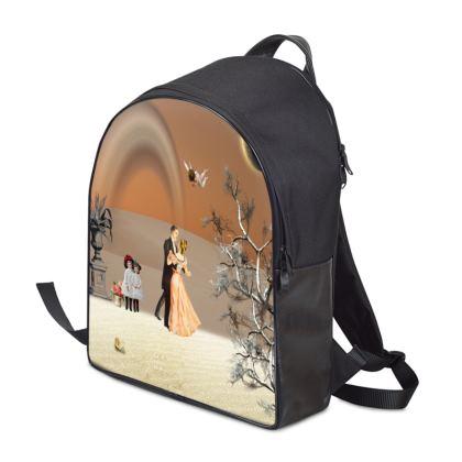 Victorian Era inspired Backpack