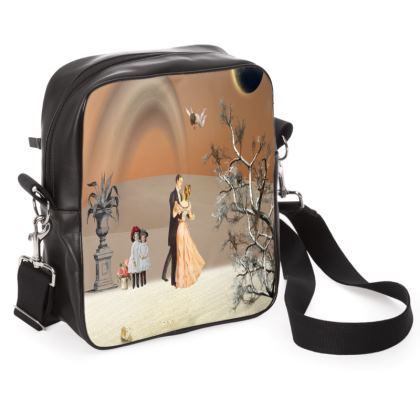 Victorian Era inspired Shoulder Bag