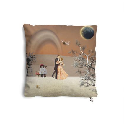 Victorian Era inspired Pillows Set