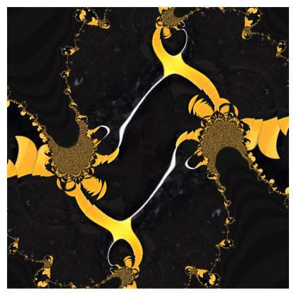 GoldLux Crossbody Bag With Chain