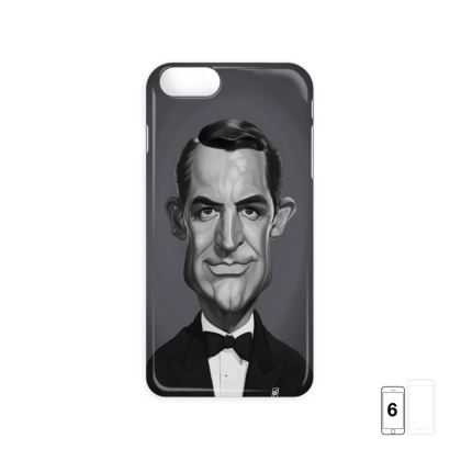Cary Grant Celebrity Caricature iPhone 6 Case