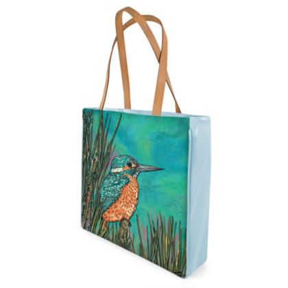 Kingfisher Shopper Bag