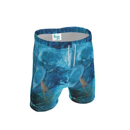 Mens Sweat Shorts