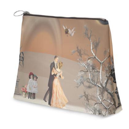 Victorian Era like Clutch Bag