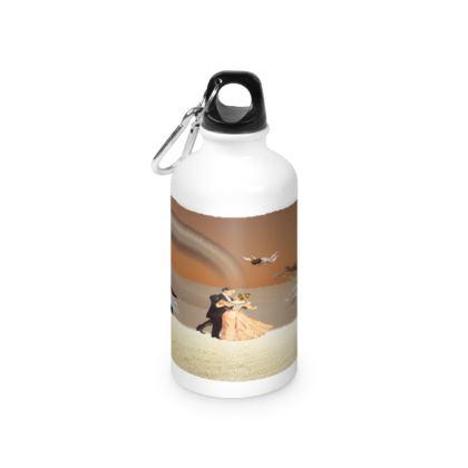 Victorian Era inspired Water Bottle