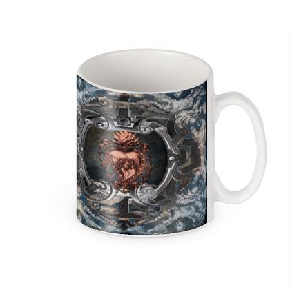 Sacred Heart - Tea Mugs