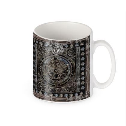 Dark Astrolabe - Tea Mugs