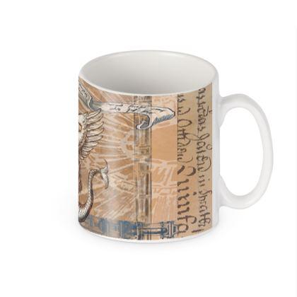 Melusine - Tea Mugs