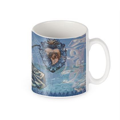 St. Barbara - Tea Mugs