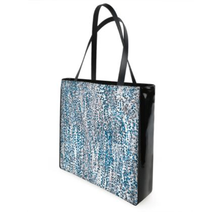 """""""Rainy.days"""" Shopper Bag"""