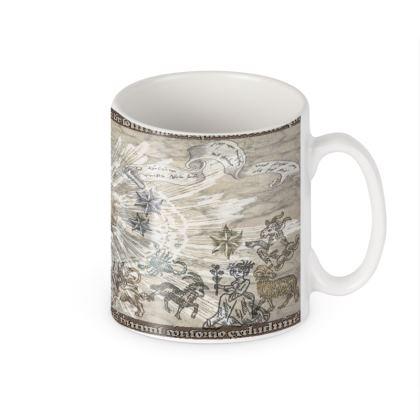 Zodiac - Tea Mugs