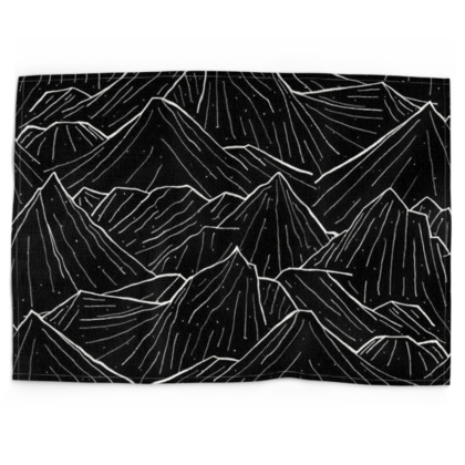 Tea Towels - The Dark Mountains