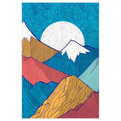 Crosshatch Sky Art Prints