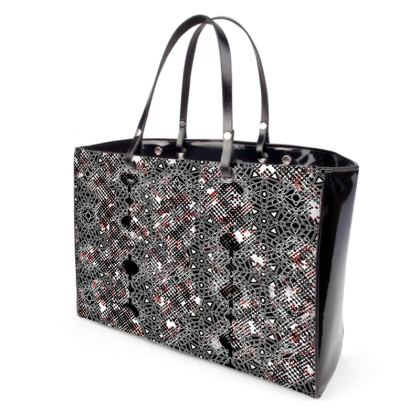 """""""Black.Me"""" Handbag"""