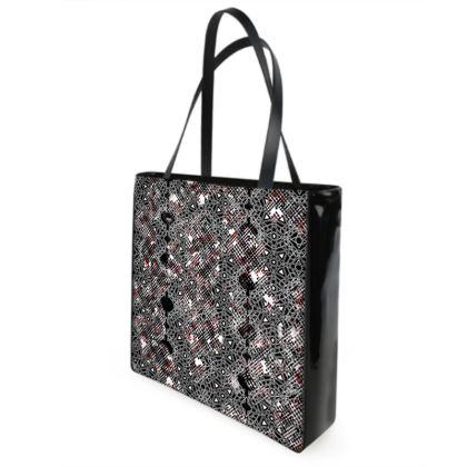 """Black.Me"" Shopper Bag"