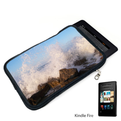 Ocean Photography Kindle Case