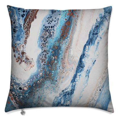 Glacial Flow - Cushion
