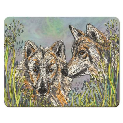 Wolves Placemats