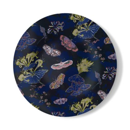 Night Flights Decorative Plate