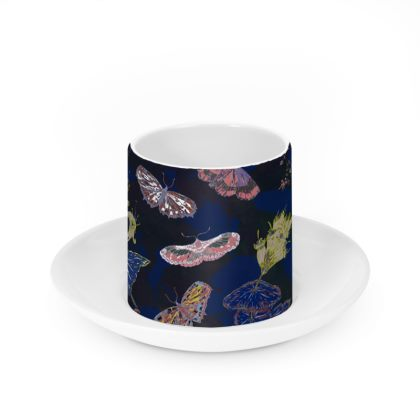 Night Flights Cup & Saucer Set