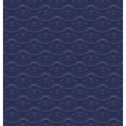 Midnight Foliage Fabric Placemat