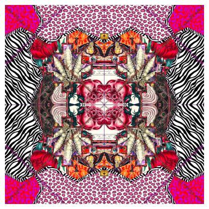 234,- Designer Bowl XXL 39 cm Durchmesser #ninibing34 ALMANACH 1824 FLORES
