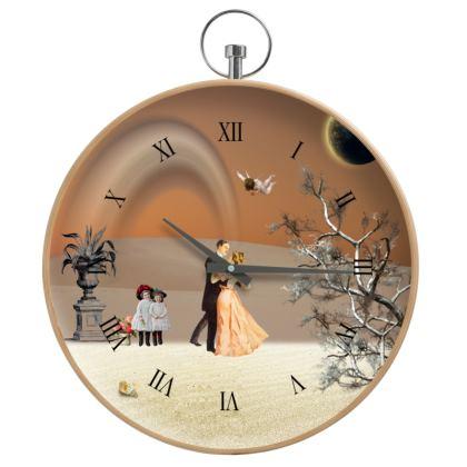 Victorian Era inspired Wall Clock