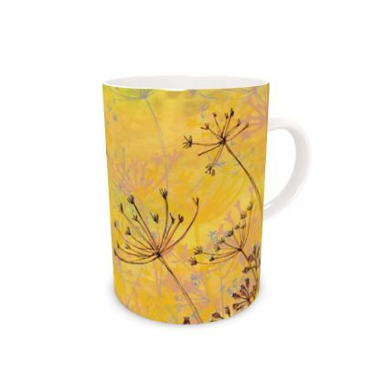 Last Haze of Summer Bone China Mug