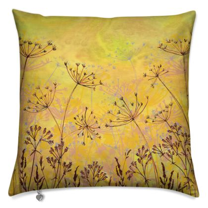 Last Haze of Summer Cushion