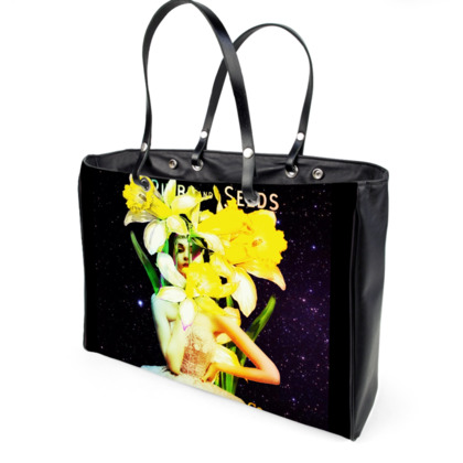 Daffodil Time Handbag