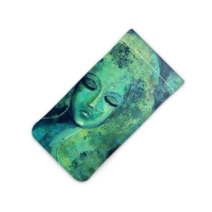 iPhone Slip Case green aqua