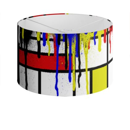 Drum Lamp Shade