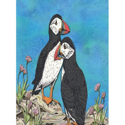Puffins Tray