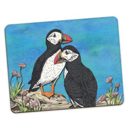 Puffins Placemats