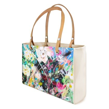 Fabulous Spring Fever Designer Handbag by Alison Gargett