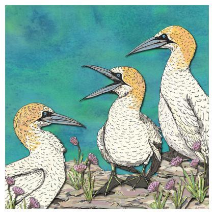 Gannets Coaster Set