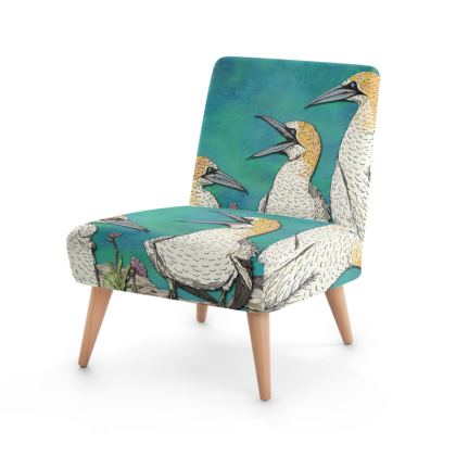 Gannets Occasional Chair