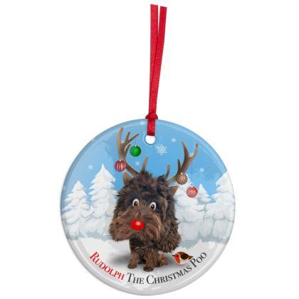 Christmas Ornaments Rudolph The Christmas Poo