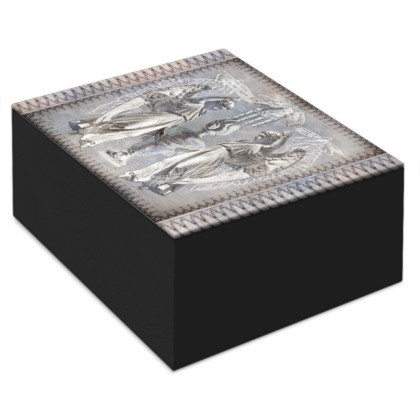 Angels - Jewellery Box