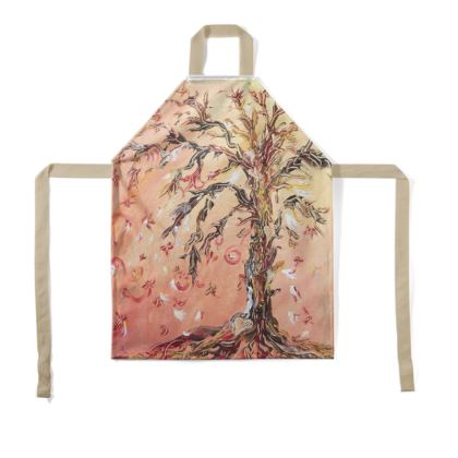Flowing Tree Aprons