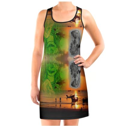 Midsummer Night's Dream - Vest Dress