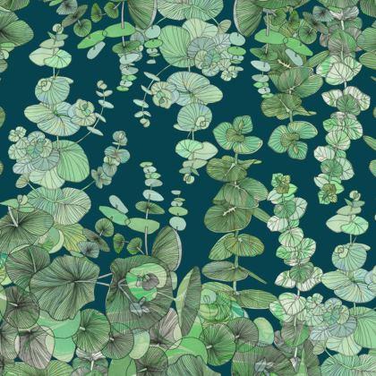 Ornamental  Eucalyptus Bowl
